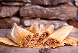 Mitas' Authentic Tamales - Photo Shoot.