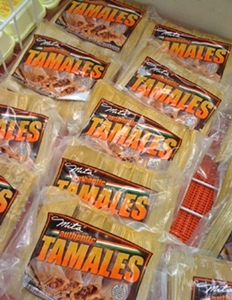 Mitas' Authentic Tamales - Take #144