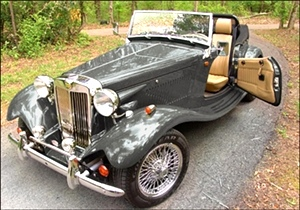 More Fun With The MG TD Classic