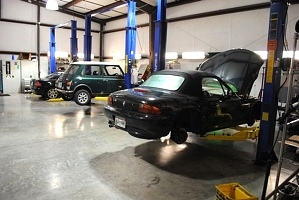 BMW And Mini Cooper Repair Image | Eurohaus Images